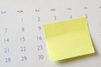 Press Room Calendar