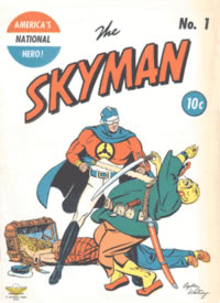 Super Hero Skyman
